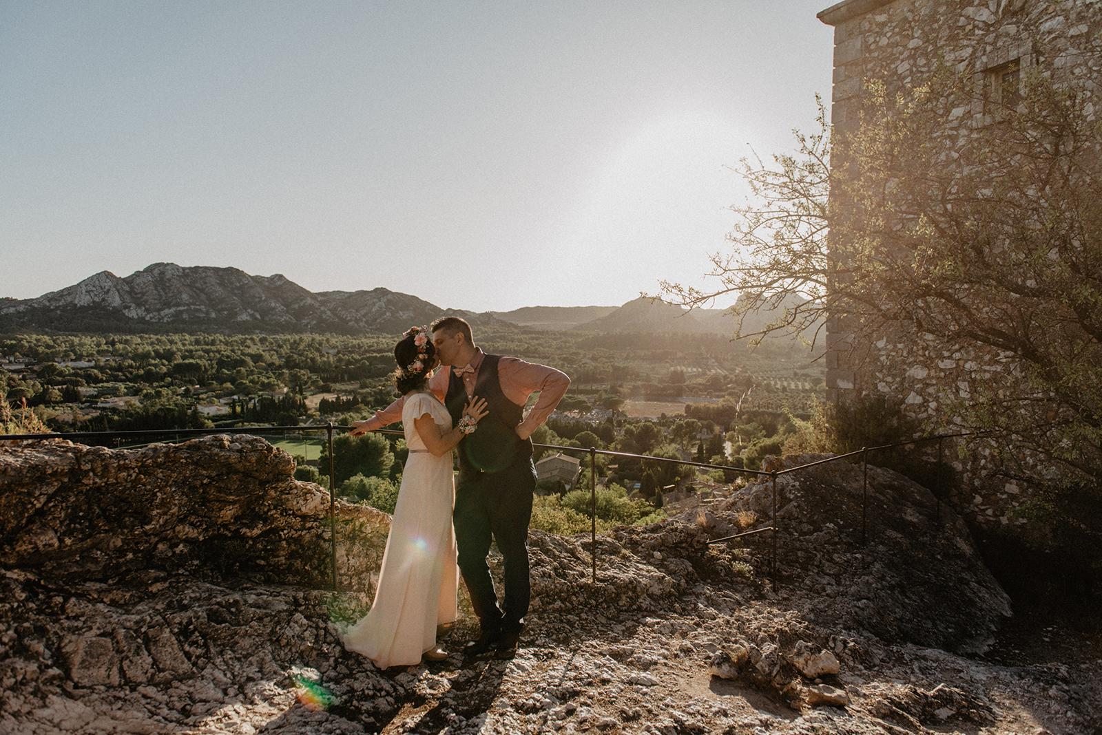 mariage alpilles